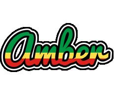 Amber african logo