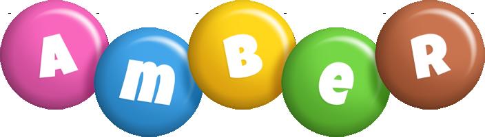 Amber candy logo