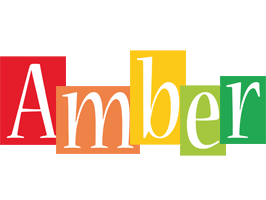 Amber colors logo