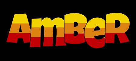 Amber jungle logo