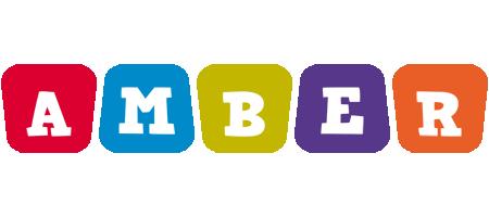 Amber kiddo logo