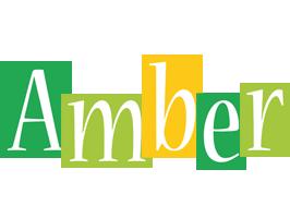 Amber lemonade logo