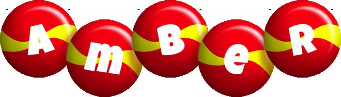 Amber spain logo
