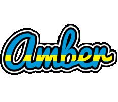 Amber sweden logo