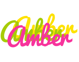 Amber sweets logo