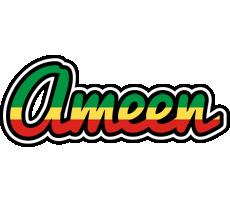 Ameen african logo