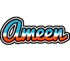 Ameen america logo