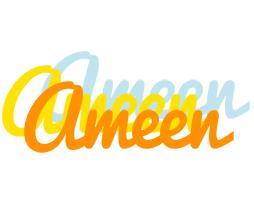 Ameen energy logo