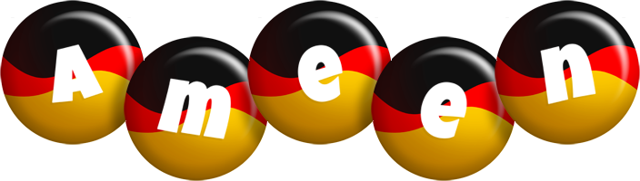 Ameen german logo