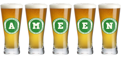 Ameen lager logo