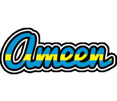 Ameen sweden logo