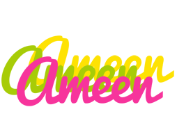 Ameen sweets logo