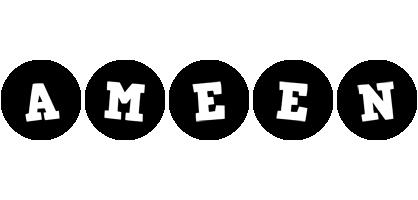 Ameen tools logo