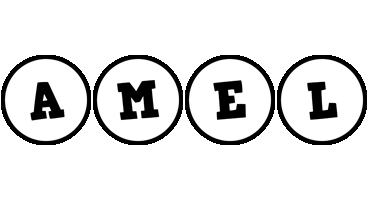 Amel handy logo