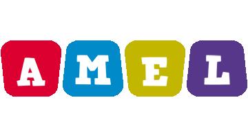 Amel kiddo logo