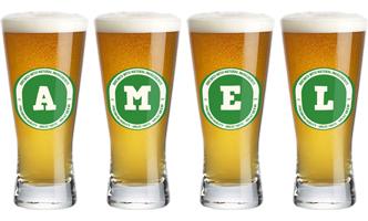 Amel lager logo