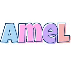 Amel pastel logo