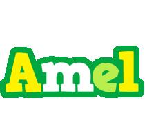 Amel soccer logo