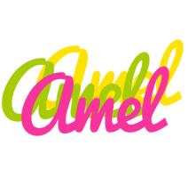 Amel sweets logo
