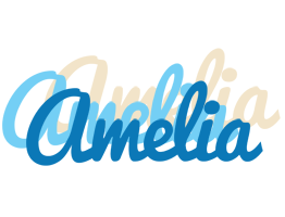 Amelia breeze logo