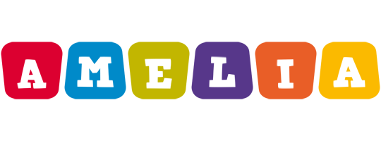 Amelia daycare logo