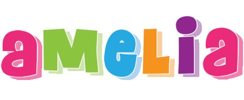 Amelia friday logo