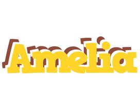 Amelia hotcup logo