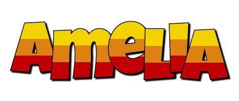Amelia jungle logo