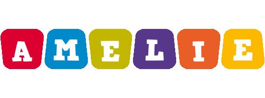 Amelie kiddo logo