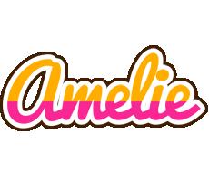 Amelie smoothie logo