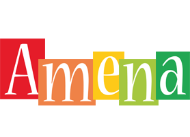 Amena colors logo