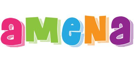 Amena friday logo