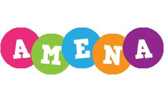 Amena friends logo