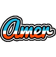 Amer america logo