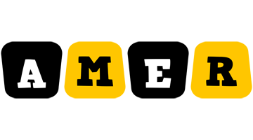 Amer boots logo