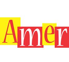 Amer errors logo