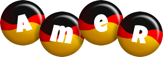 Amer german logo