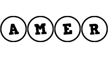 Amer handy logo