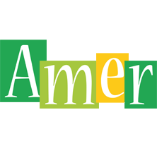Amer lemonade logo