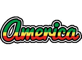 America african logo