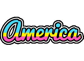 America circus logo