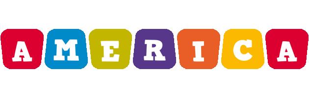 America daycare logo