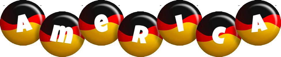America german logo