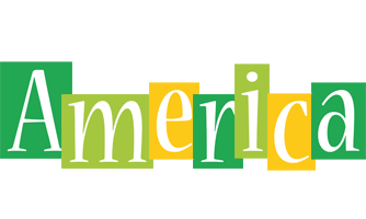 America lemonade logo