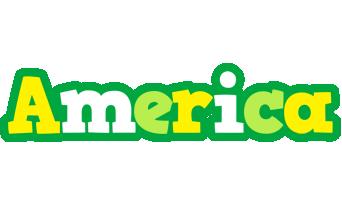 America soccer logo