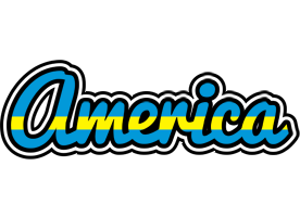 America sweden logo