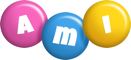 Ami candy logo