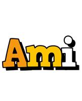 Ami cartoon logo