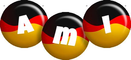 Ami german logo