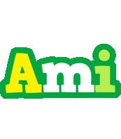 Ami soccer logo